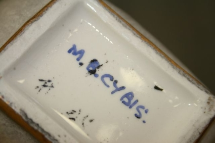 M B Cybis paint signature