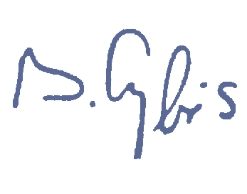 script B Cybis signature