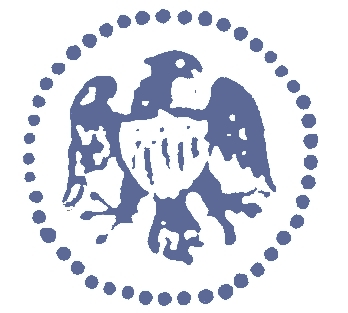Cybis eagle stamp