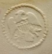 Cybis eagle impression