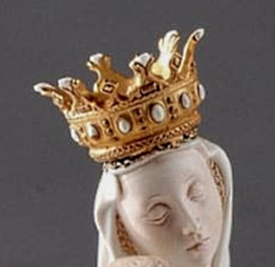 crown from Cybis House of Gold