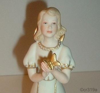 Golden Princess detail