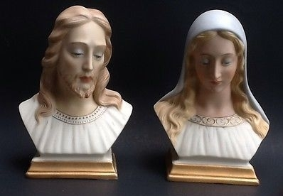h10-pair-of-holland-mold-jesus-and-mary-busts