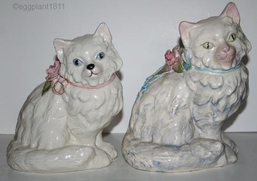 Cordey cats pair