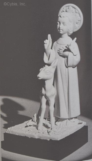 JESUS MOST OBEDIENT by Cybis