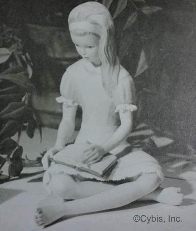 Alice in Wonderland original catalog version by Cybis