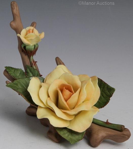A Cybis RoseGarden