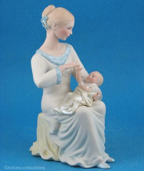 AMERICAS FIRST BORN VIRGINIA DARE by Cybis