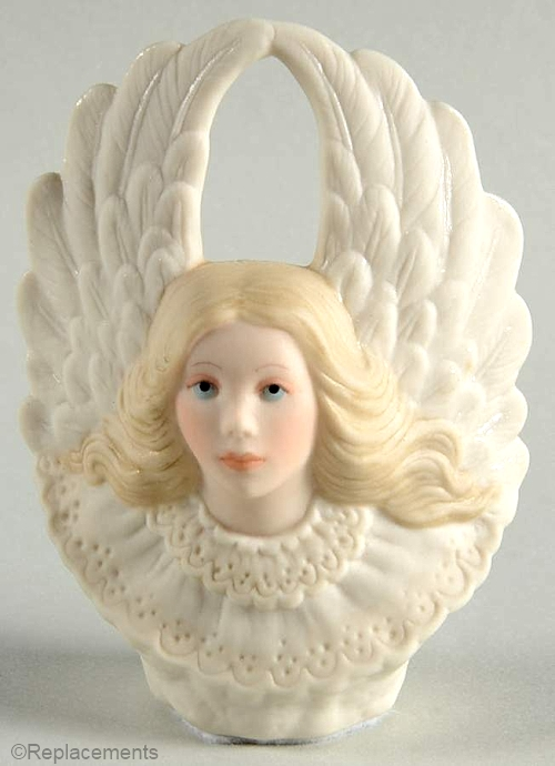 Angel Ornament 1985 by Cybis