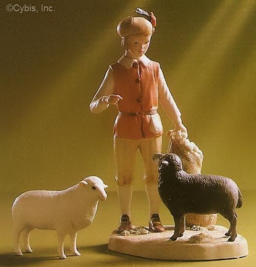 BAA BAA BLACK SHEEP by Cybis