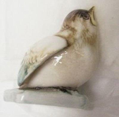 Baby Bluebird by Cybis view 2