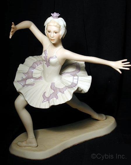 Ballerina CURTAIN CALL by Cybis