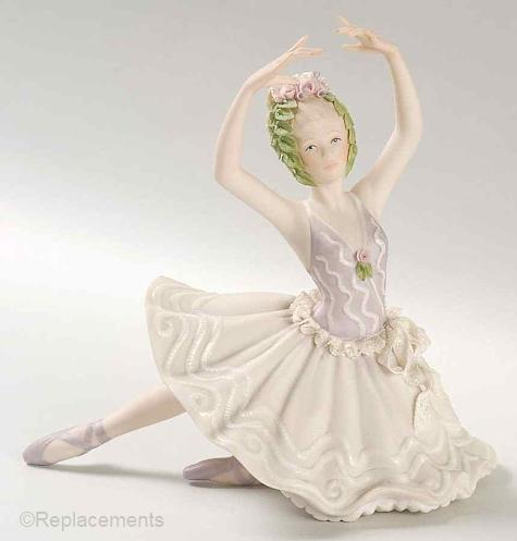 Ballerina KRISTINA by Cybis