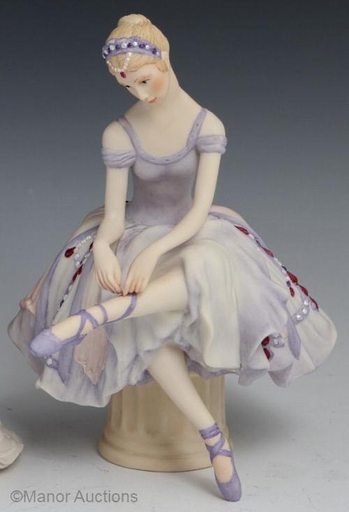 Ballerina PRIMA BALLERINA by Cybis