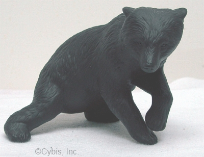 BLACK BEAR BRENDON by Cybis