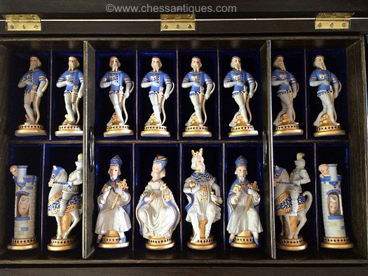 blue-commemorative-chess-pieces-in-case