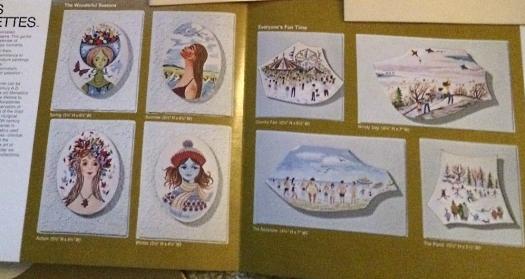 brochures for Cybis Limnettes