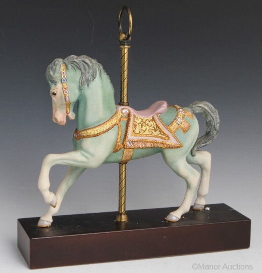 Carousel Horse view 2