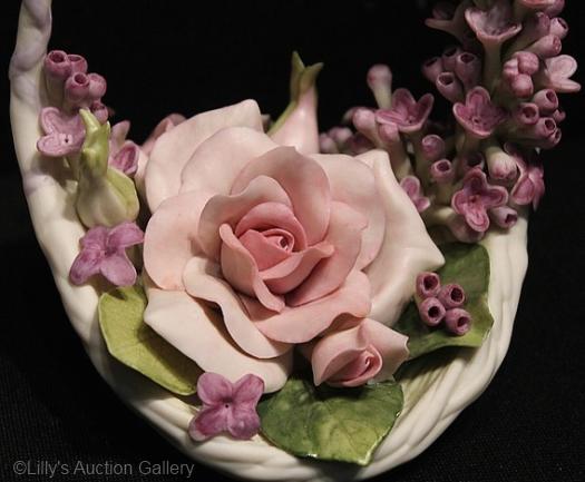 The Cybis FlowerBaskets