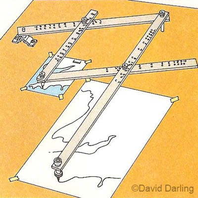 drafting pantograph