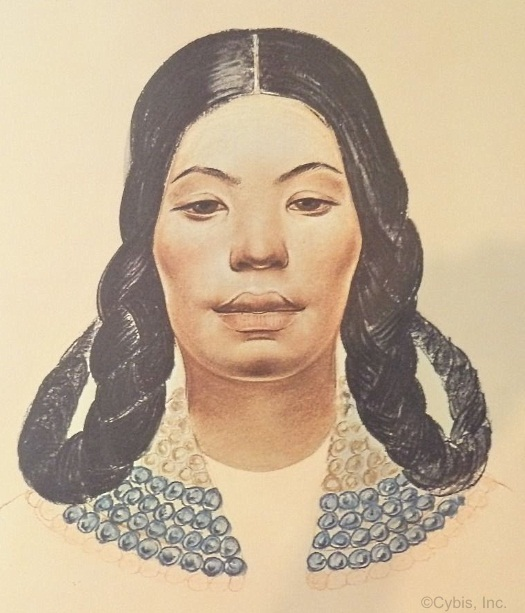 Cybis 'Folio One' Native American Indian PortraitDrawings