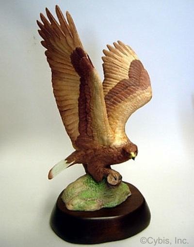 GOLDEN EAGLE by Cybis