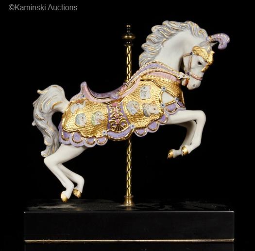 Carousel Horses byCybis
