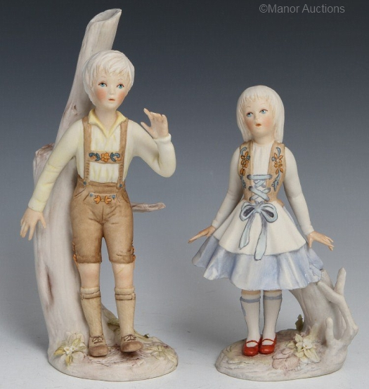 HANSEL and GRETEL by Cybis