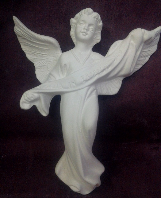 Herald Angel from Atlantic mold