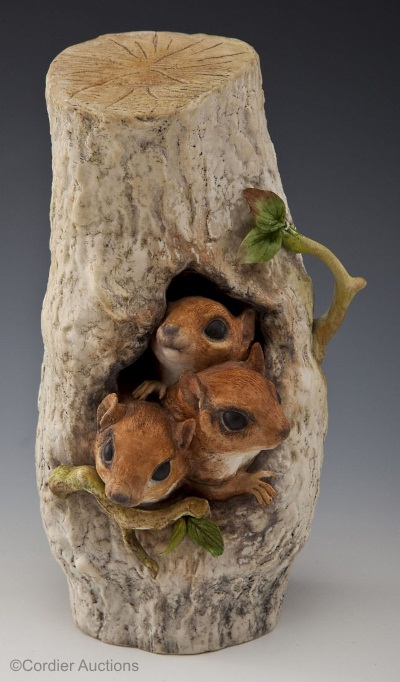 HIGH RISE baby squirrels by Cybis
