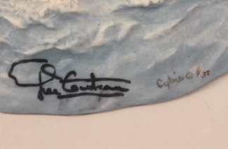 Humpback Whale Cousteau signature