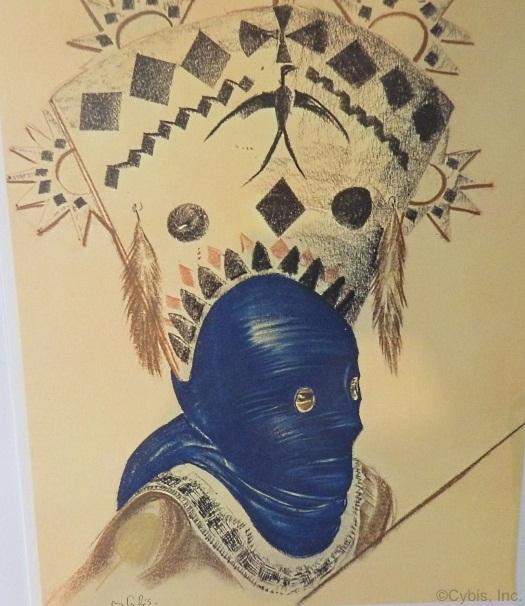 IMAGE MAKERS Apache portrait by Cybis Folio One