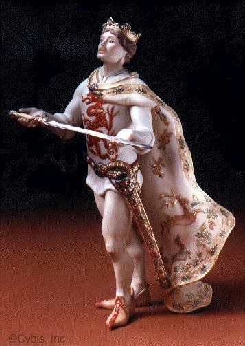 KING ARTHUR by Cybis