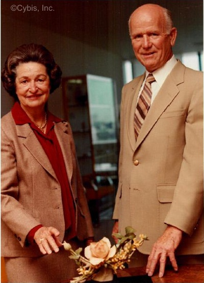 Love Song Rose by Cybis presented to Lady Bird Johnson