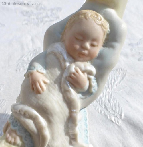 Lullaby Baby on Moon detail