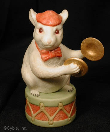 MERVE THE MUSICAL MOUSE by Cybis