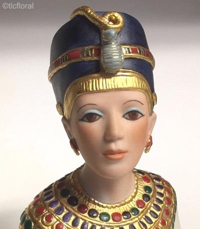 Nefertiti Bust detail 1
