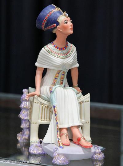 Nefertiti by Cybis in lighter skin coloration