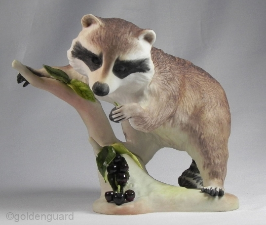 RACOON RAFFLES by Cybis example A