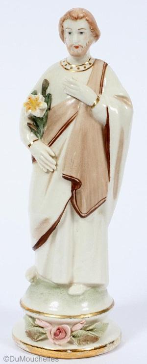 SAINT JOSEPH by Cybis circa 1950