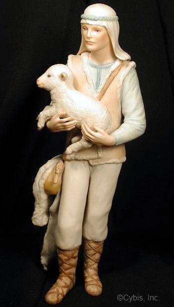SHEPHERD in color by Cybis