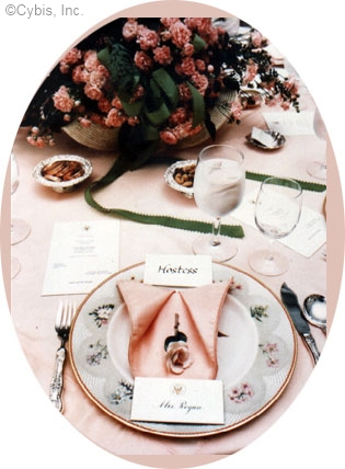 single-pink-rose-stem-at-white-house-luncheon-1980s