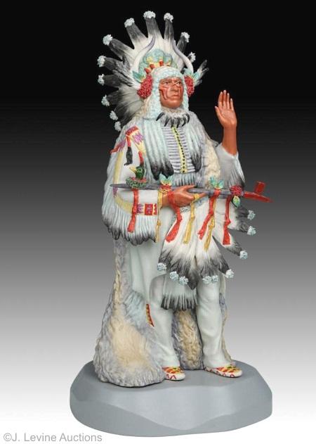 Sioux WANKAN TANKA GREAT SPIRIT by Cybis