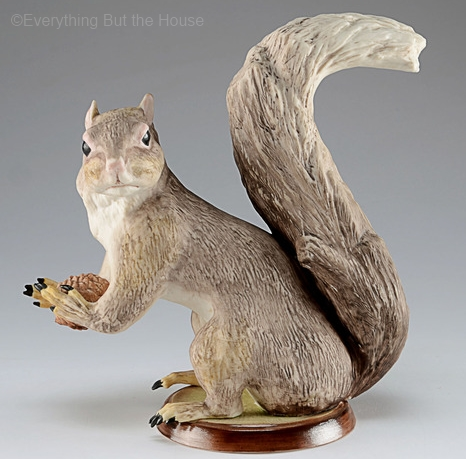 SQUIRREL MR FLUFFY TAIL by Cybis