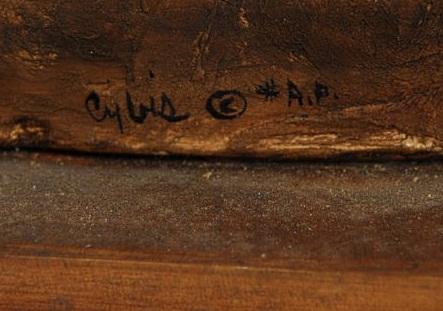 Bearded Mans Head signature