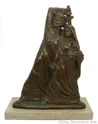 Exodus bronze by Ispanky