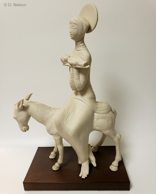 Unusual 1960s Cybis Porcelain Designs byIspanky