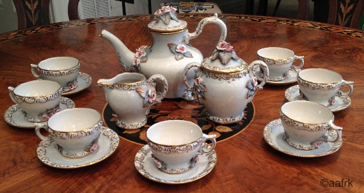 Cordey coffee service
