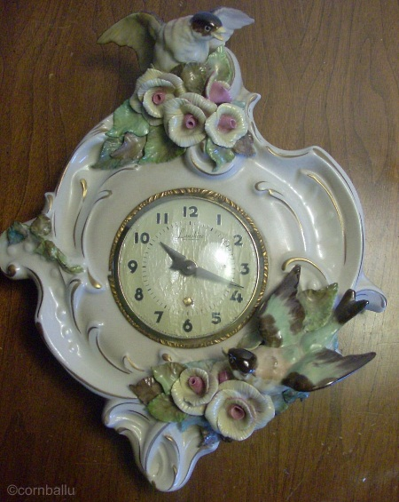 Cordey wall clock