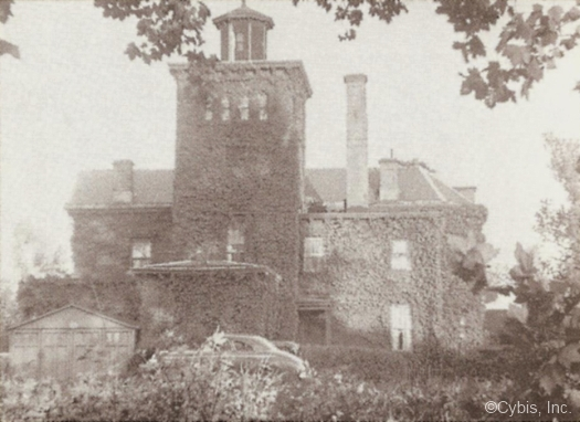 The Steinway Mansion circa 1939